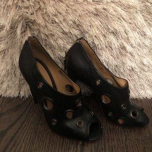 Lamb heels by Gwen Stefani booties